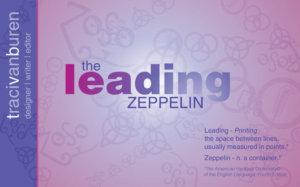 The Leading Zeppelin